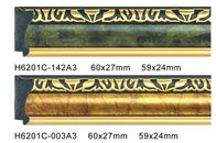 Renewable Decorative PS Frame Moulding Non - Toxic With Oil Painting